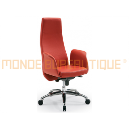 FAUTEUIL DIRECTION DONON CUIR