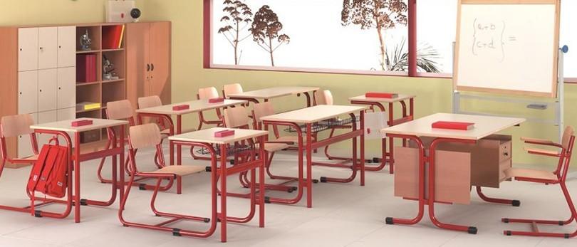 Mobilier scolaire - MONDE BUREAUTIQUE